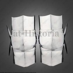Chausses séparées en coton