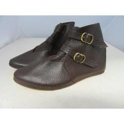 Chaussures tout cuir...