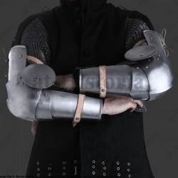Bras d'armure XIVème