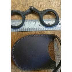 lunettes en corne ( cloués)